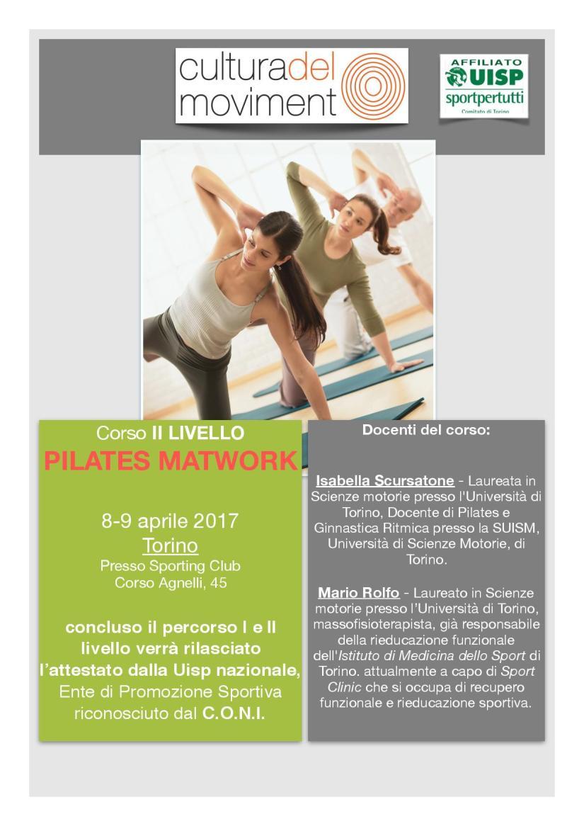 Pilates II LIVELLO jpg