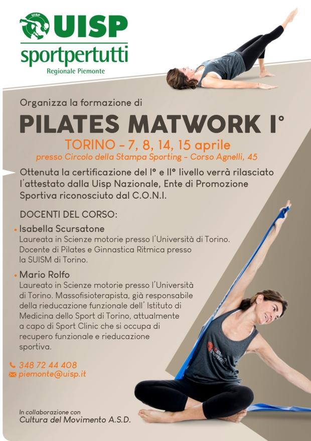 Matwork 1 Uisp Piemonte
